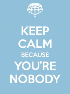 ego nobody