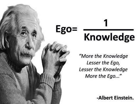 Ego stupidity