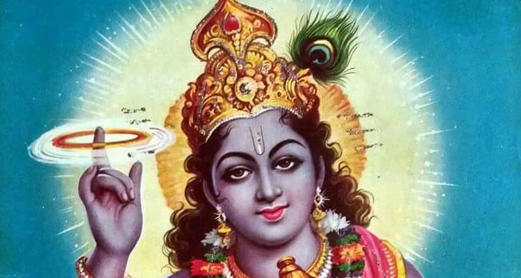 Swadarshan Chakradari – the ancient calming effect of Fidget Spinners